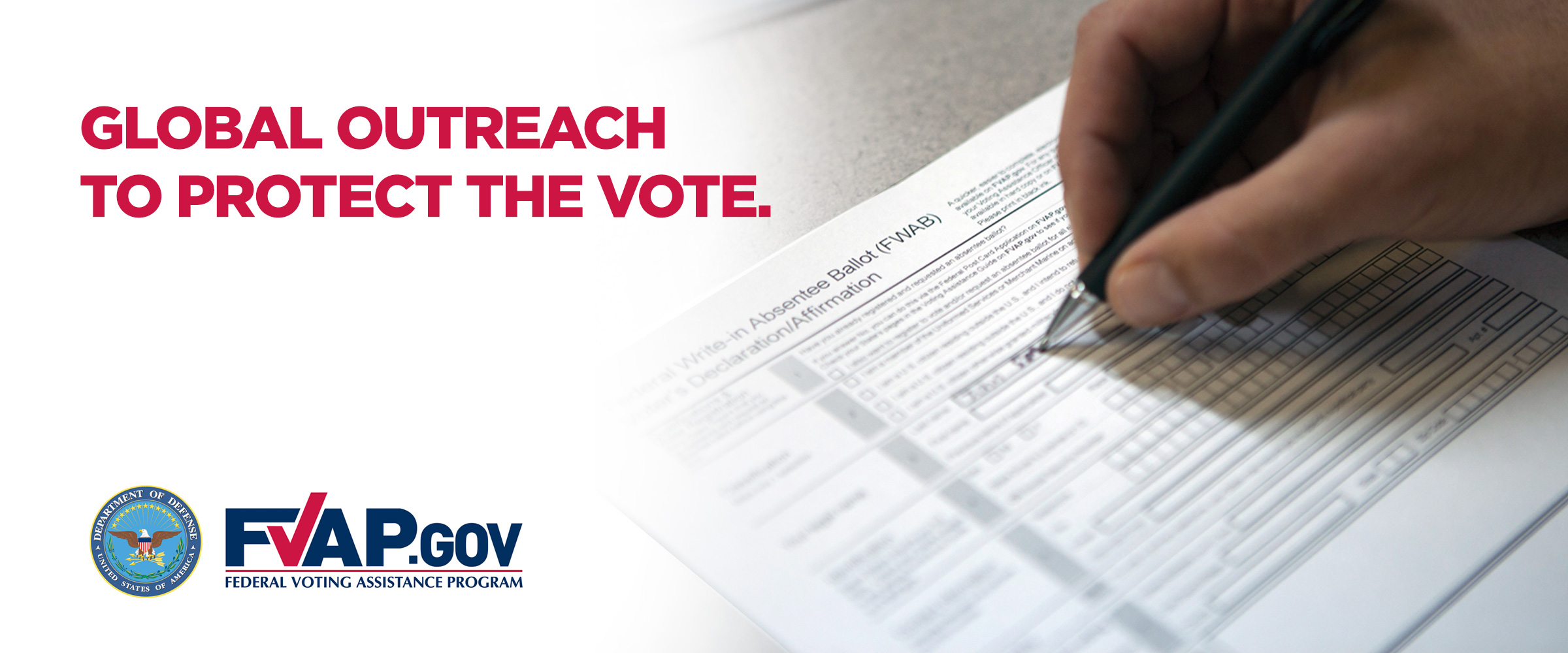 FVAP - Federal Voting Assistance Program
