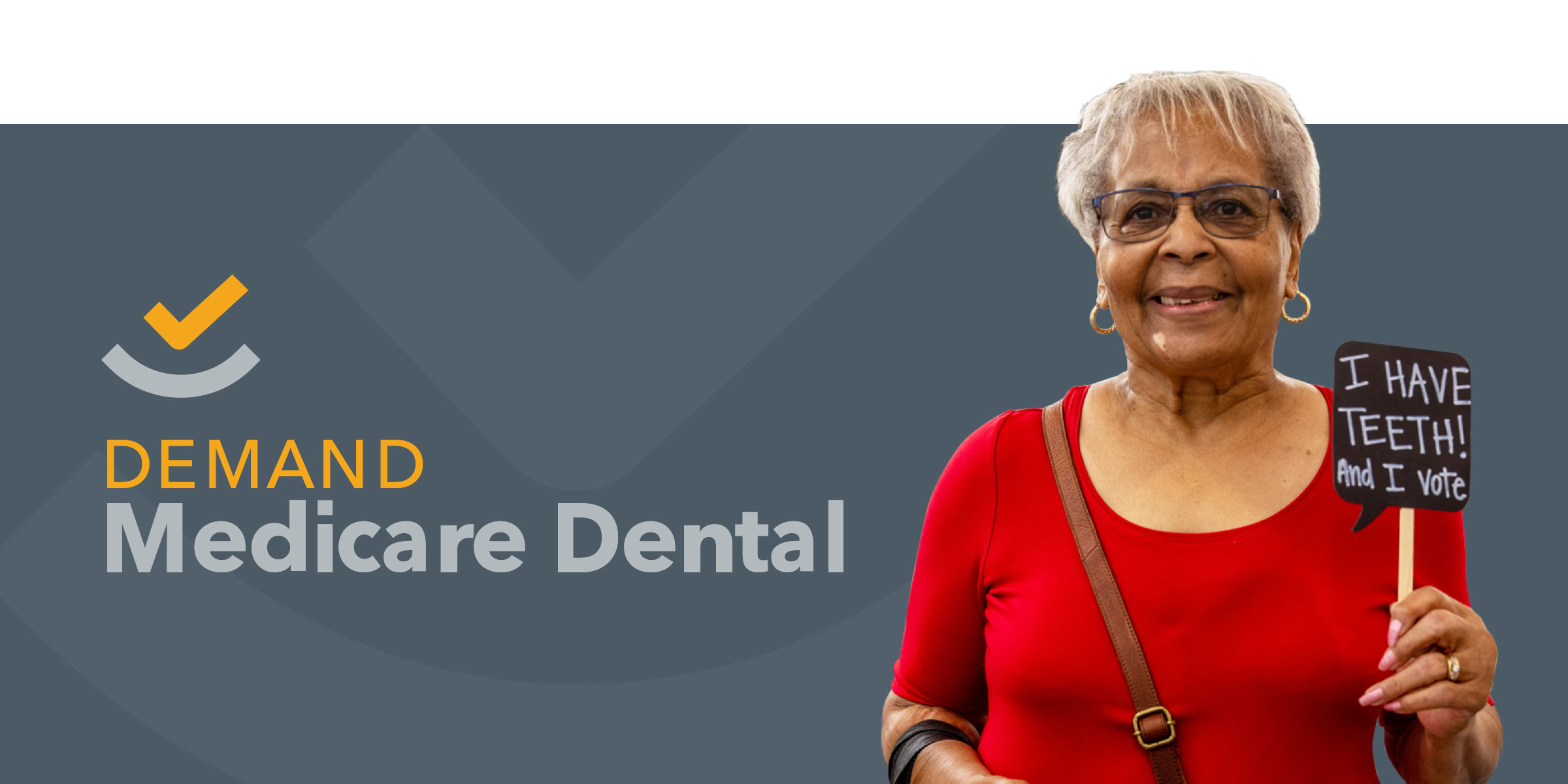 Oral Health America: Seniors' Teeth Count, Too