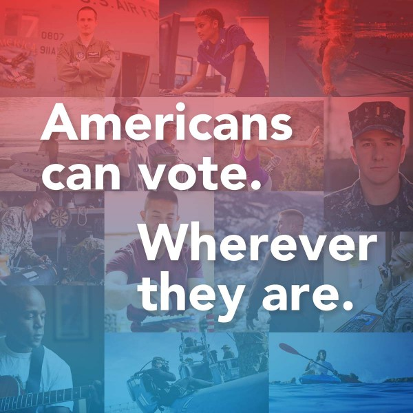 Federal Voting Assistance Program collateral